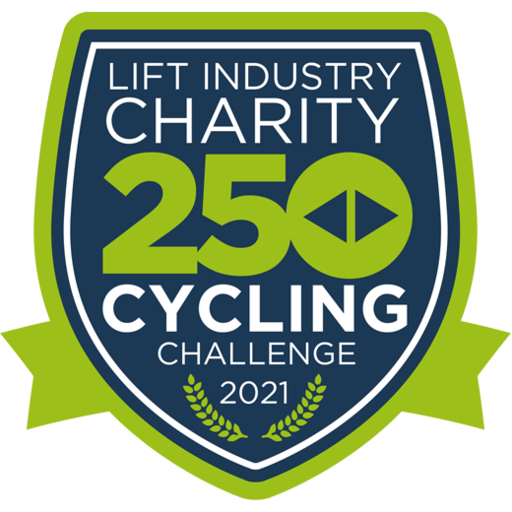 Lift Industry Charity Cycling Challenge